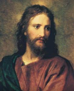 Christ at 33 - by Heinrich Hoffman